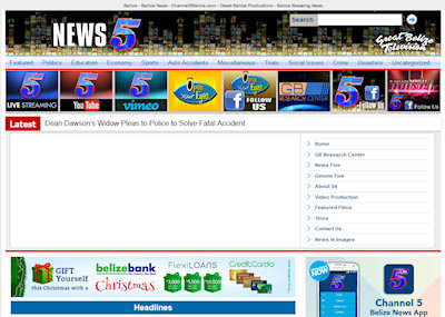 News 5 TV Station